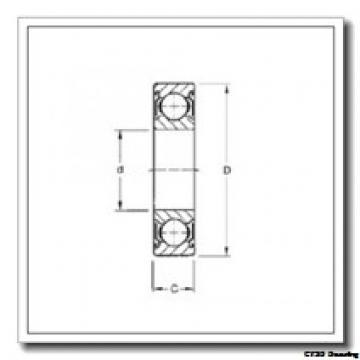 12,7 mm x 34,925 mm x 11,112 mm  CYSD 1621-Z CYSD Bearing