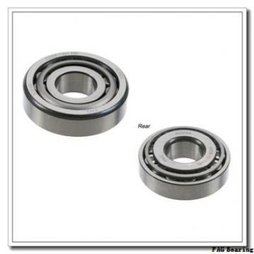 30 mm x 72 mm x 27 mm  FAG 2306-2RS-TVH FAG Bearing
