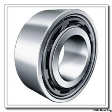 70 mm x 125 mm x 24 mm  FAG 1214-TVH FAG Bearing