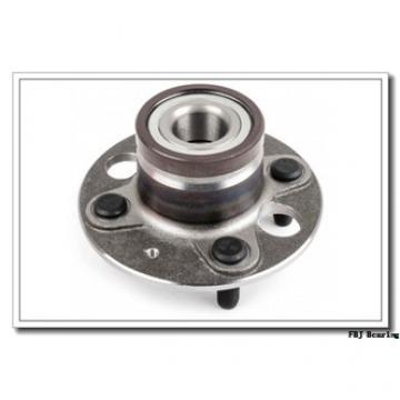 80 mm x 140 mm x 26 mm  FBJ QJ216 FBJ Bearing