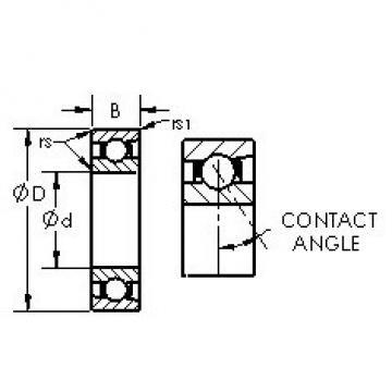 AST 7015AC AST Bearing