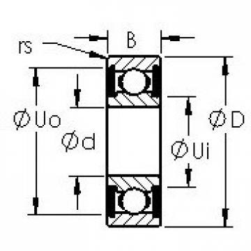 AST SR1810-TT AST Bearing