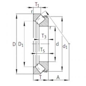 INA 29416-E1 INA Bearing