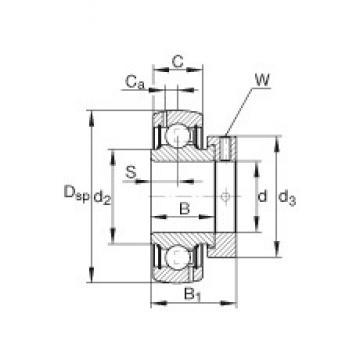 INA GRA103-NPP-B-AS2/V INA Bearing