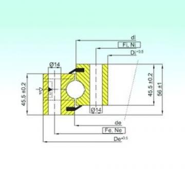 ISB NB1.20.0414.200-1PPN ISB Bearing
