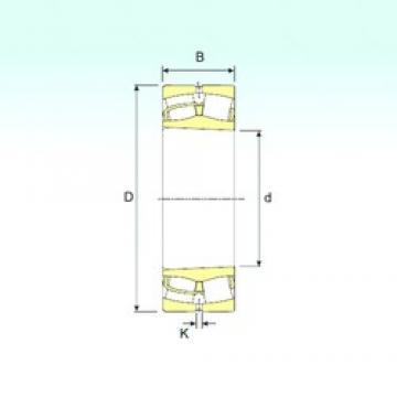 110 mm x 180 mm x 69 mm  ISB 24122 K30 ISB Bearing