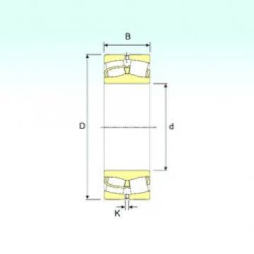 160 mm x 240 mm x 80 mm  ISB 24032 ISB Bearing