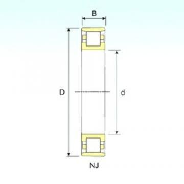 90 mm x 160 mm x 30 mm  ISB N 218 ISB Bearing