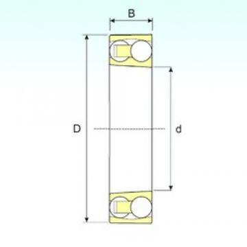 50 mm x 90 mm x 23 mm  ISB 2210 KTN9 ISB Bearing