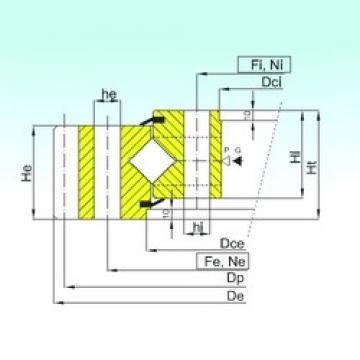 ISB ER1.50.2500.400-1SPPN ISB Bearing