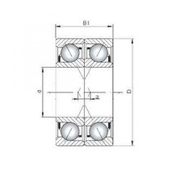 ISO 7315 BDF ISO Bearing