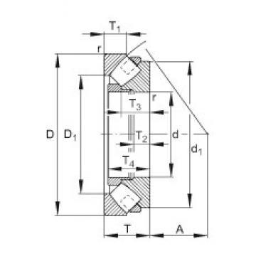 FAG 29244-E1-MB FAG Bearing