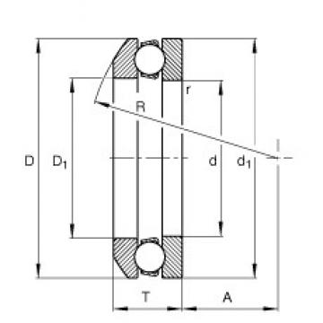 FAG 53209 FAG Bearing