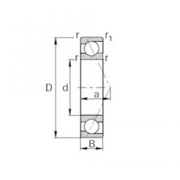 60 mm x 130 mm x 31 mm  CYSD 7312 CYSD Bearing