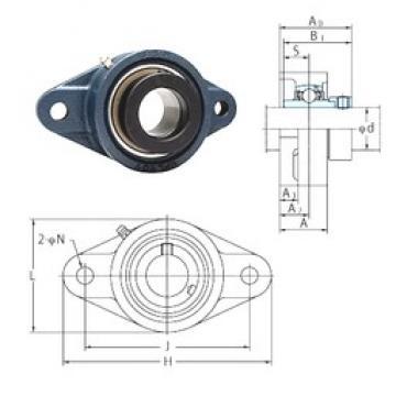 FYH NANFL210-32 FYH Bearing