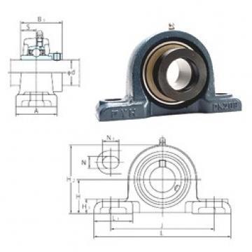 FYH NAPK210-31 FYH Bearing