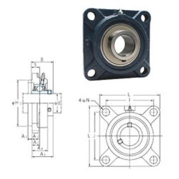FYH UCFS318-56 FYH Bearing