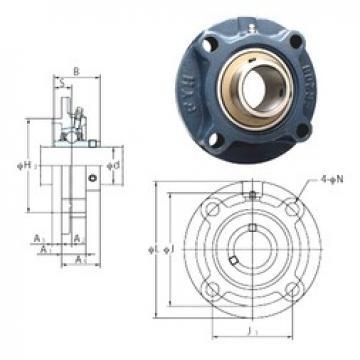 FYH UCFCX17-55 FYH Bearing