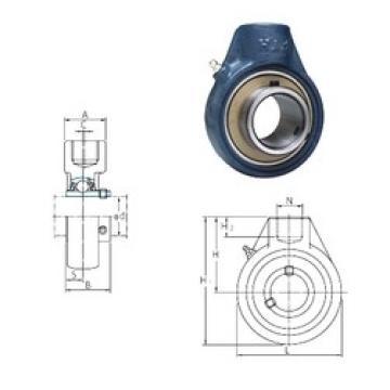 FYH UCHA211-32 FYH Bearing