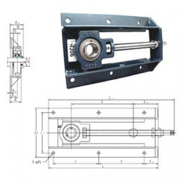 FYH UCTH203-150 FYH Bearing