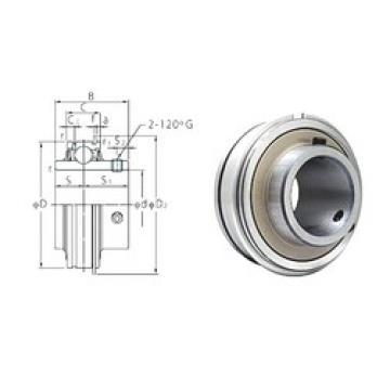 44,45 mm x 85 mm x 49,2 mm  FYH ER209-28 FYH Bearing