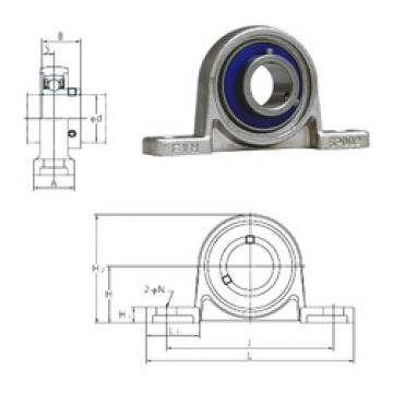 FYH USP003S6 FYH Bearing