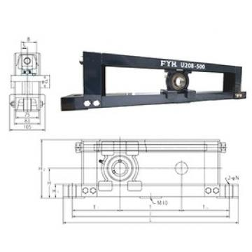 FYH UCTU317-800 FYH Bearing