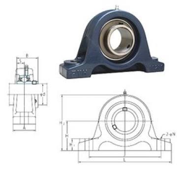 FYH UCIP322 FYH Bearing