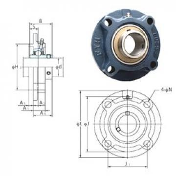FYH UCFCX20-64E FYH Bearing