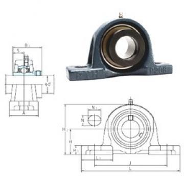 FYH NAP211-35 FYH Bearing