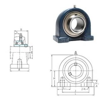 FYH UCPA201-8 FYH Bearing
