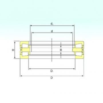 320 mm x 470 mm x 30 mm  ISB 350982 C ISB Bearing