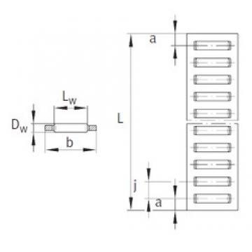 INA BF12022 INA Bearing
