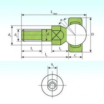 ISB SQD 16-1 C ISB Bearing