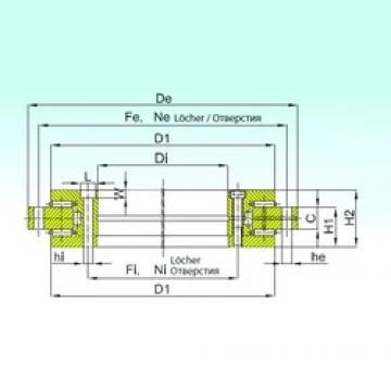 ISB YRT 950 ISB Bearing