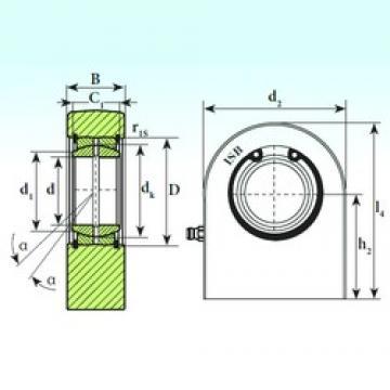 100 mm x 150 mm x 70 mm  ISB T.P.N. 395 ISB Bearing