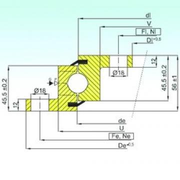 ISB NBL.20.0944.200-1PPN ISB Bearing