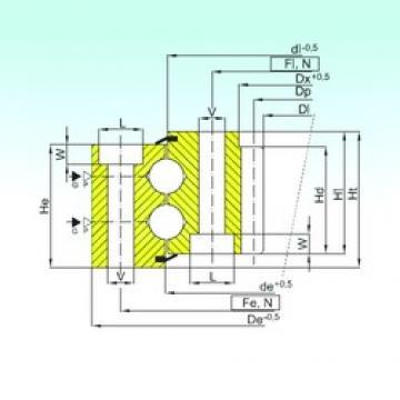 ISB ZB2.30.1351.403-1SPPN ISB Bearing