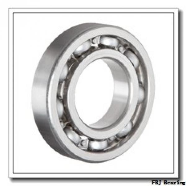 35 mm x 72 mm x 17 mm  FBJ 7207B FBJ Bearing #1 image