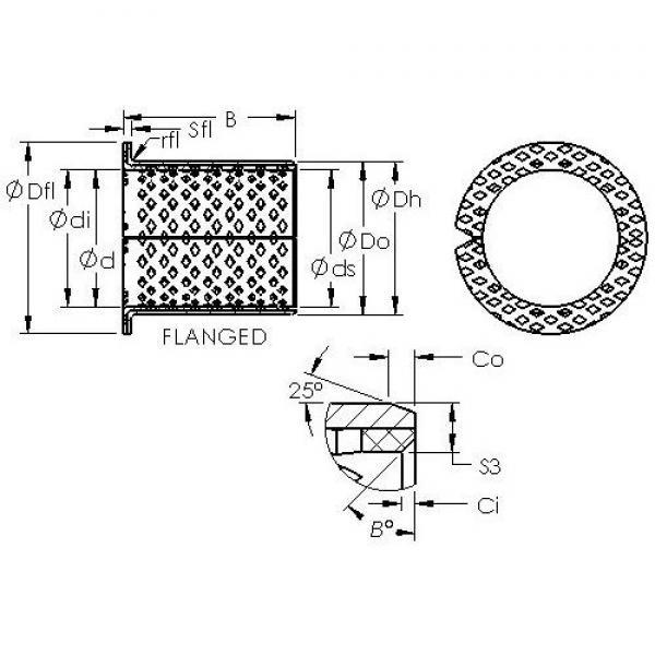 AST ASTB90 F11080 AST Bearing #3 image