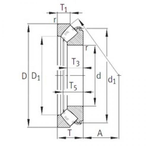 INA 29416-E1 INA Bearing #3 image