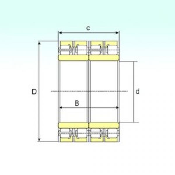 510 mm x 760 mm x 550 mm  ISB FCDP 102152550 ISB Bearing #3 image