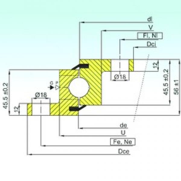 ISB NBL.20.0844.201-2PPN ISB Bearing #3 image