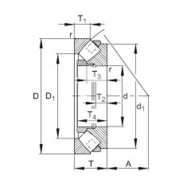 FAG 29368-E1-MB FAG Bearing #3 image