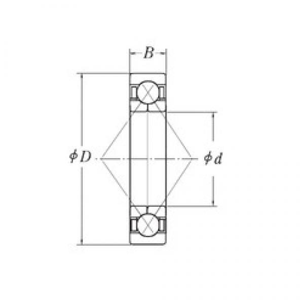 200 mm x 310 mm x 51 mm  CYSD QJ1040 CYSD Bearing #3 image