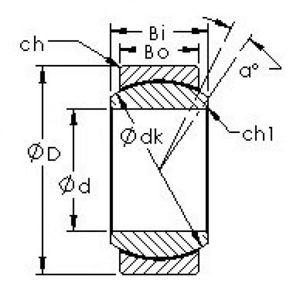 AST GEBJ6C AST Bearing #3 image