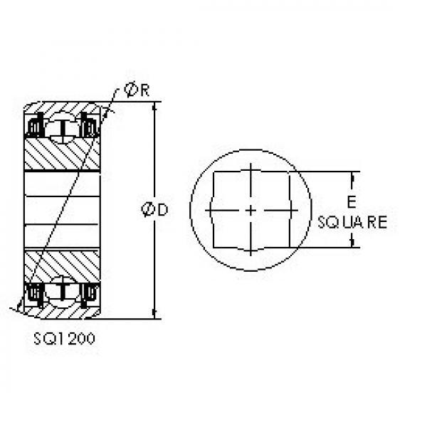AST SQ1209-104 AST Bearing #3 image